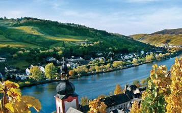 Exclusive Wine Experience on European Rivers.