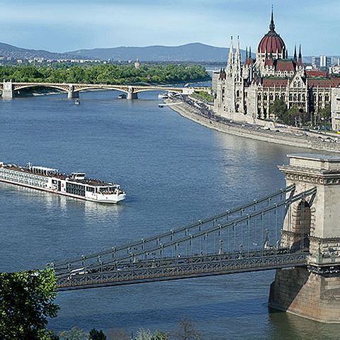 River Cruises, Luxury Cruising